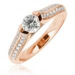 Trendul roz al verighetelor si inelelor de logodna