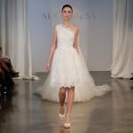 Trendurile anului 2014 in materie de rochii de mireasa
