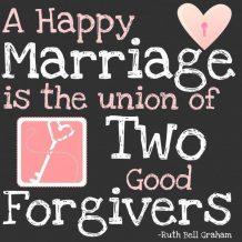 4 secrete pentru o casnicie fericita!