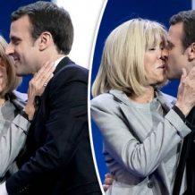 Povestea de dragoste a lui Emmanuel Macron- noul presedinte al Frantei