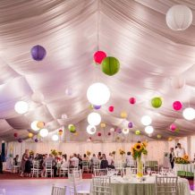 Idei de nunta in aer liber in Bucuresti